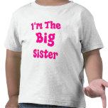 Eu sou a irmã mais velha t-shirt