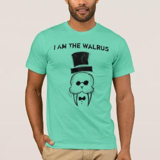 Eu sou a morsa camiseta