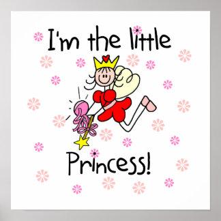 Eu sou a princesa pequena poster
