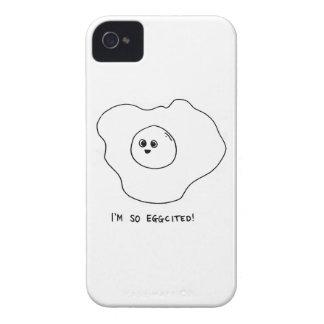 Eu sou assim Eggcited Capa Para iPhone
