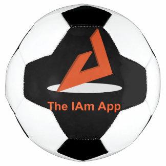 Eu sou bola de futebol