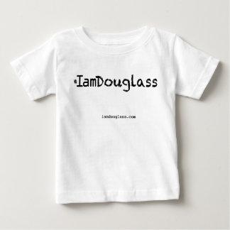Eu sou camisa do bebê de Douglass