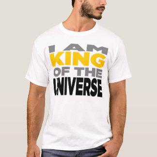 """""""EU SOU camisa do REI UNIVERSO"""""""