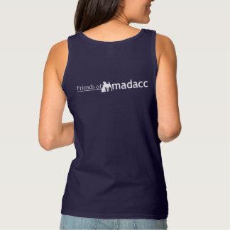 Eu sou camisola de alças orgulhosa do pitbull regata basic