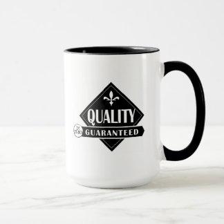 Eu sou caneca de café de alta qualidade cansado
