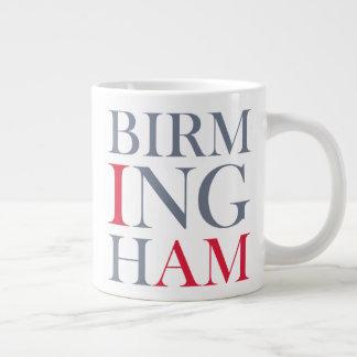 Eu sou caneca do jumbo de Birmingham
