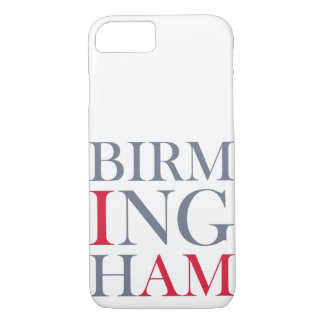 Eu sou capa de telefone de Birmingham