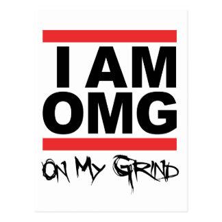 Eu sou cartão de OMG