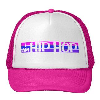 Eu sou chapéu de Hip Hop Boné