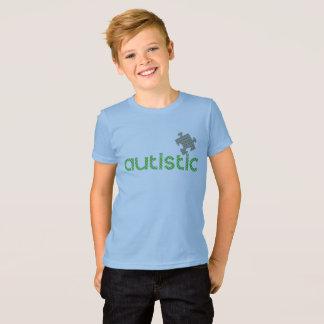Eu sou consciência autística camiseta