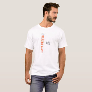 Eu sou dados conduzidos camiseta