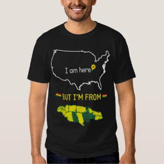 Eu sou de Jamaica T-shirt