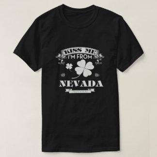 Eu sou de NEVADA. Camisa do presente