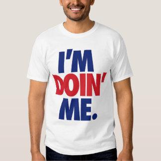 Eu sou Doin mim. por: Trenz Unltd. (EUA) T-shirt