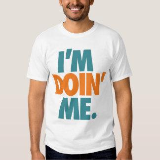 Eu sou Doin mim. por: Trenz Unltd. (Golfinhos) Camisetas