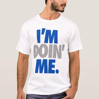 Eu sou Doin mim. por: Trenz Unltd. (Vaqueiros) Camiseta