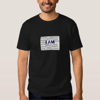 Eu sou (evidente) t-shirts
