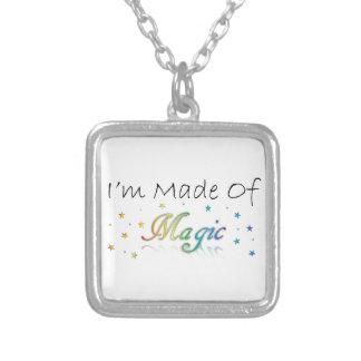 Eu sou feito da colar mágica