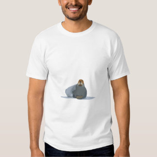 Eu sou gordo! camiseta