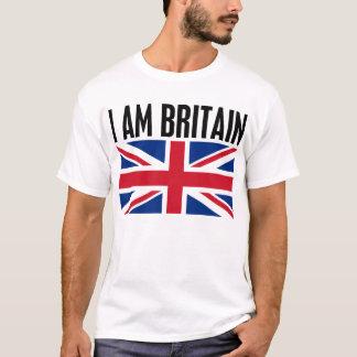 Eu sou Grâ Bretanha Camiseta