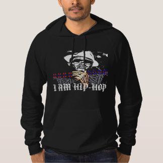 EU SOU HIP-HOP MOLETOM COM CAPUZ