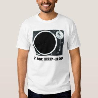 EU SOU HIP-HOP T-SHIRT