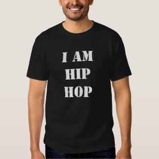Eu sou Hip Hop Tshirt
