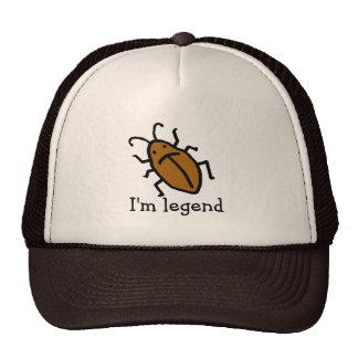 Eu sou legenda! boné