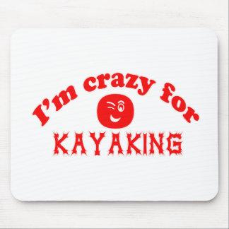 Eu sou louco para Kayaking.