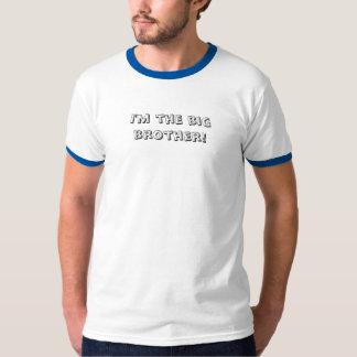 Eu sou o big brother! camiseta