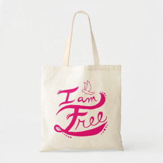 """""""Eu sou"""" o bolsa livre"""