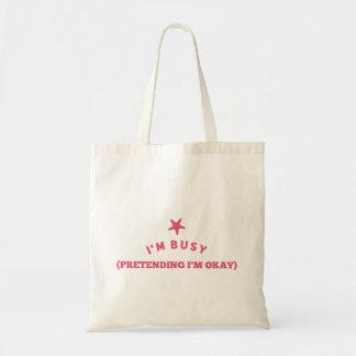 """""""Eu sou"""" o bolsa ocupado"""
