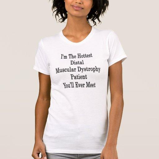 Eu sou o paciente longe do ponto de origem o mais  t-shirt