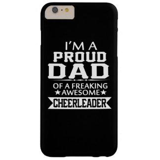 Eu sou o PAI de um cheerleader ORGULHOSO Capas iPhone 6 Plus Barely There