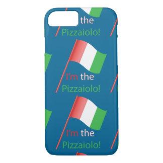 Eu sou o Pizzaiolo! Capa iPhone 7