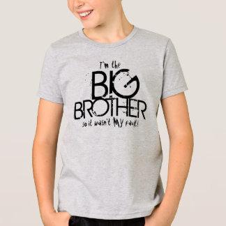 Eu sou o T do BIG BROTHER! Camiseta