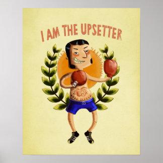 Eu sou o Upsetter Poster