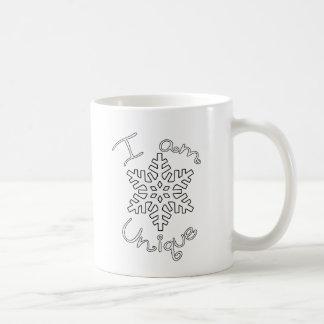 Eu sou original caneca de café
