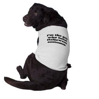 Eu sou OS TRAJES do DIA DAS BRUXAS dos ÓDIOS do Roupas Para Pets