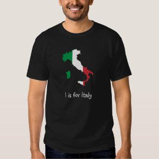 Eu sou para Italia T-shirts