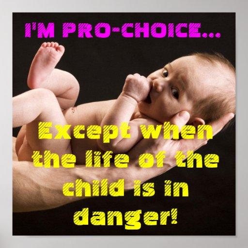 Eu sou Pro-Escolha exceto….PRO VIDA 2 Poster