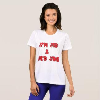 Eu sou seu & é camisa dos namorados da mina