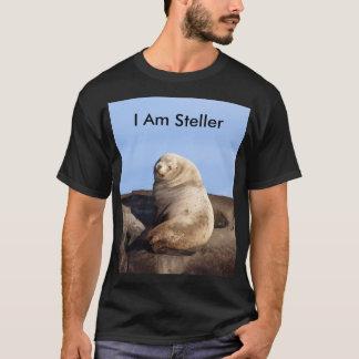Eu sou Steller - camisas