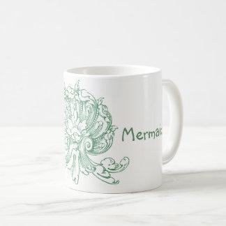 Eu sou sua caneca de café da sereia