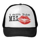 Eu sou sua Sra.