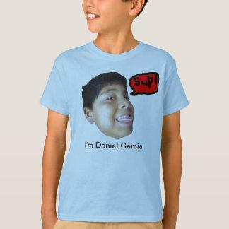 Eu sou t-shirt de Daniel García Camiseta
