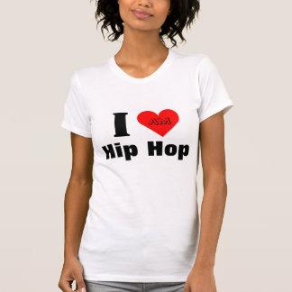 Eu sou t-shirt do coração de Hip Hop do coração Camiseta