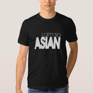 eu sou tão asiático tshirt