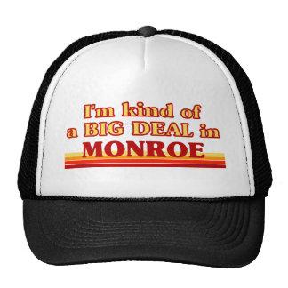 Eu sou tipo de uma GRANDE COISA em Monroe Boné