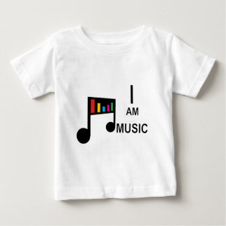 Eu sou tshirt da música